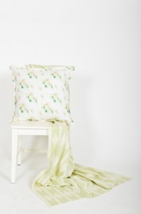 Jude-Cooinda-Cushion-Arklow-Blanket-Green-E-Shop